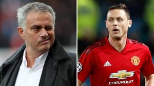 Nemanja Matic Hilariously Reacts To Rumours That Jose Mourinho Wants To Sign Him For Tottenham