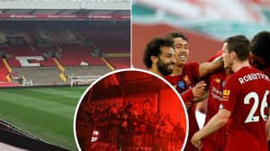 Liverpool's Plans For Premier League Trophy Presentation Emerges
