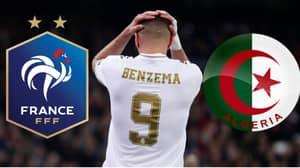 Karim Benzema Asks To Switch International Allegiance After Being Told He'll Never Play For France Again