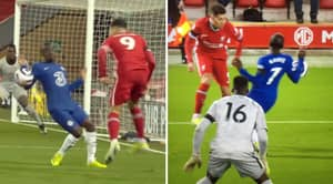 Liverpool Fans Can't Understand Why N'Golo Kante's Handball Wasn't A Penalty