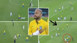 Neymar Compilation Vs Argentina Shows How He Was 'Let Down' By Brazil Teammates In Copa America Final