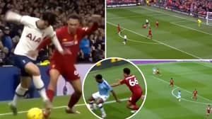 Compilation Shows Trent Alexander-Arnold Best Defensive Moments
