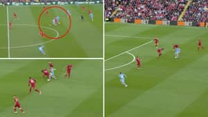 Bernardo Silva Was Inches Away From Recording One Of The Best Assists In Premier League History