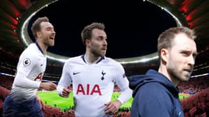 Atletico Madrid Eye Christian Eriksen As Potential James Rodriguez Alternative