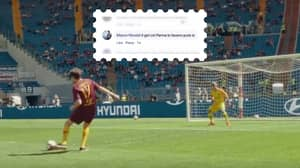 Roma Fan Says He 'Could Have Scored That Goal,' Club Invites Him Down To Prove It
