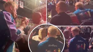 Incredible New Footage Emerges Of Jake Paul And Daniel Cormier's Heated Confrontation At UFC 261