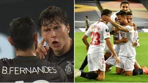 Sevilla Beat Manchester United To Reach Europa League Final