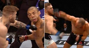 New Video Shows Conor McGregor's Six Most Brutal UFC KOs In Four Minutes