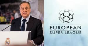 Real Madrid's Florentino Perez Warns Rebel Clubs They 'Cannot Leave' European Super League