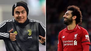 Juventus To Offer €50 Million And Paulo Dybala For Mohamed Salah