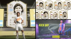 The First Ultimate Team Icon Card With Two Different Nationalities Could Be Coming To FIFA 22