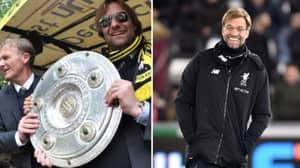 Jurgen Klopp's Priceless Response To Offer To Return To Borussia Dortmund