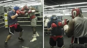 What Happened When Evander Holyfield Once Sparred Against A Teenage Andy Ruiz Jr