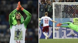 Penalty Hero Danijel Subasic Dedicates Win To Friend Who Tragically Died