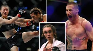 The UFC Mid-Year Awards Have Been Revealed