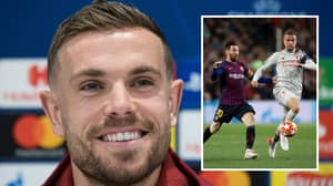 Why Jordan Henderson Refused To Swap Shirts With Lionel Messi