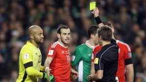 WATCH: Gareth Bale Audaciously Claims He Didn't Foul John O'Shea