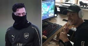 Arsenal Fan Has A Mad Conspiracy Theory Explaining The Reason Behind Mesut Özil's Injury