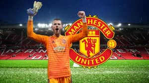 Manchester United Offer David De Gea World Record £350k-A-Week Offer