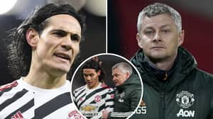 Manchester United Identify Edinson Cavani 'Successor' As Ex-PSG Striker's Future Remains In Doubt