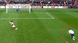 Pierre-Emerick Aubameyang's Penalty Should Have Been Retaken