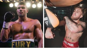 Bloke Who Sparred Both Jake Paul And Tommy Fury Gives His Prediction For Their Fight