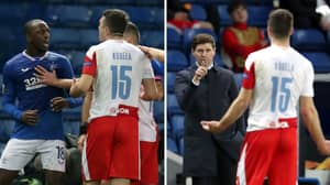 Slavia Prague's Ondrej Kúdela Receives 10-Game Ban For Racially Abusing Rangers' Glen Kamara