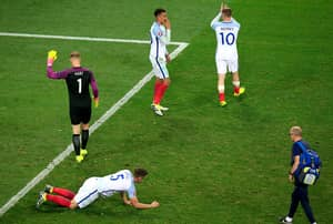 Iceland Embarrassment Could Cost England Nike Kit Deal