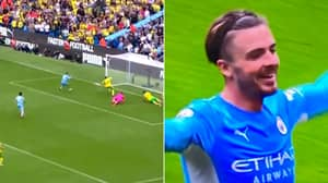Jack Grealish Bags His First Man City Goal - It's The Flukiest He'll EVER Score