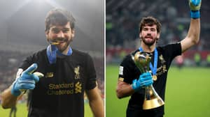 Alisson Becker's List Of 2019 Achievements Is Ridiculous