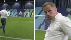 Jamie Carragher Returns To Sky Sports With Brilliant Piece Of Skill