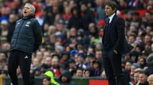Mourinho Responds To Conte Comments With Sly Dig At Chelsea Manager