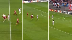 The 'Red Bull Derby' Was Decided Thanks To A Double Back-Heel Assist