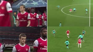 When A Teenage Jack Wilshere Dropped A Man Of The Match Display Against Barcelona