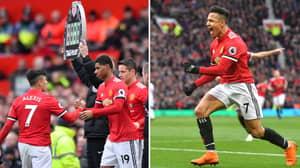Jose Mourinho Explains Why He Started Alexis Sanchez Ahead Of Marcus Rashford