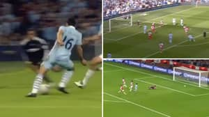 Compilation Of Sergio Aguero's 2011/12 Season Shows How Good He Was