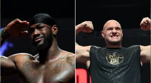 'You Think He Ain't Gonna Try To Cheat This Time?'- Deontay Wilder Throws Further Accusations At Tyson Fury