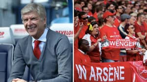 Some Arsenal Fans Want Arsene Wenger To Return As Manager