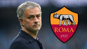 José Mourinho Has Been Offered The Roma Job, Will Only Accept On One Condition