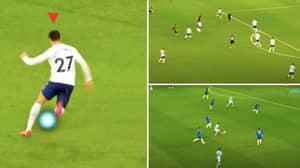 Insane Compilation Shows Joao Cancelo 'Plays Football Like FIFA Street'