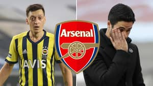 Arsenal 'Are Still Paying 90%' Of Mesut Ozil's Massive Weekly Wage At Fenerbahce