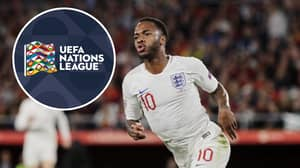 Raheem Sterling Could Captain England At Nations League