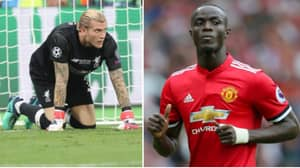 Manchester United's Eric Bailly Sends Classy Message To Loris Karius