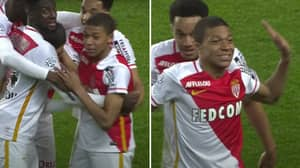 Kylian Mbappe's First Ever Celebration Has Got Liverpool Fans Excited