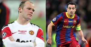 What Wayne Rooney Told Xavi During The 2011 Champions League Final