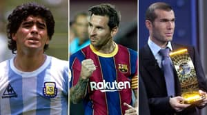 Fascinating Twitter Thread 'Exposes' Legends If They Were Treated Like Lionel Messi
