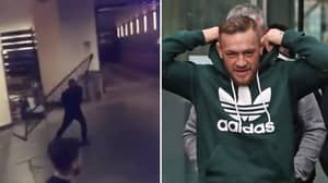 Conor McGregor In Custody After Fracas Following UFC 223 Press Conference