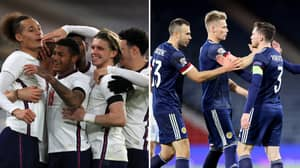 'England Under 21's Would Beat Scotland's Senior Side'