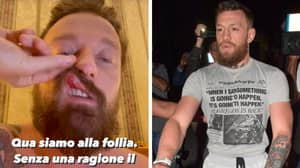 Famous Italian DJ Claims Conor McGregor Attacked Him For No Reason