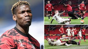 Furious Manchester United Fans Blast 'Weird Handball Rule' After Paul Pogba Gifts Roma A Penalty
